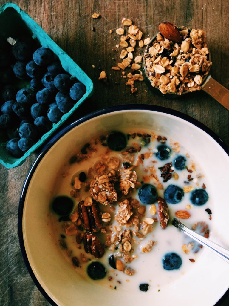 granola | DisplacedHousewife