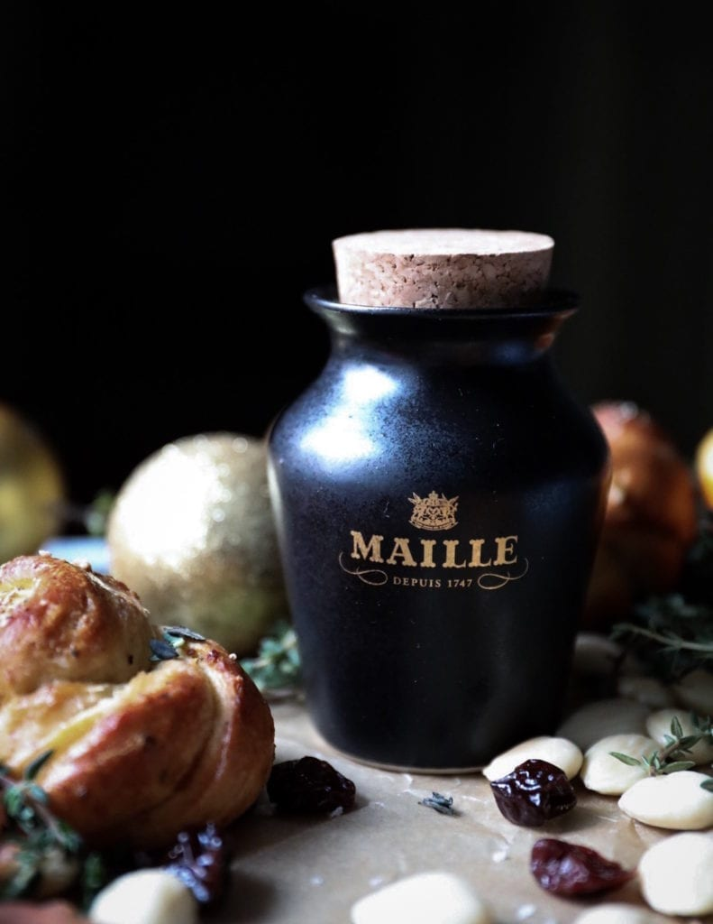 Maille Mustard | DisplacedHousewife