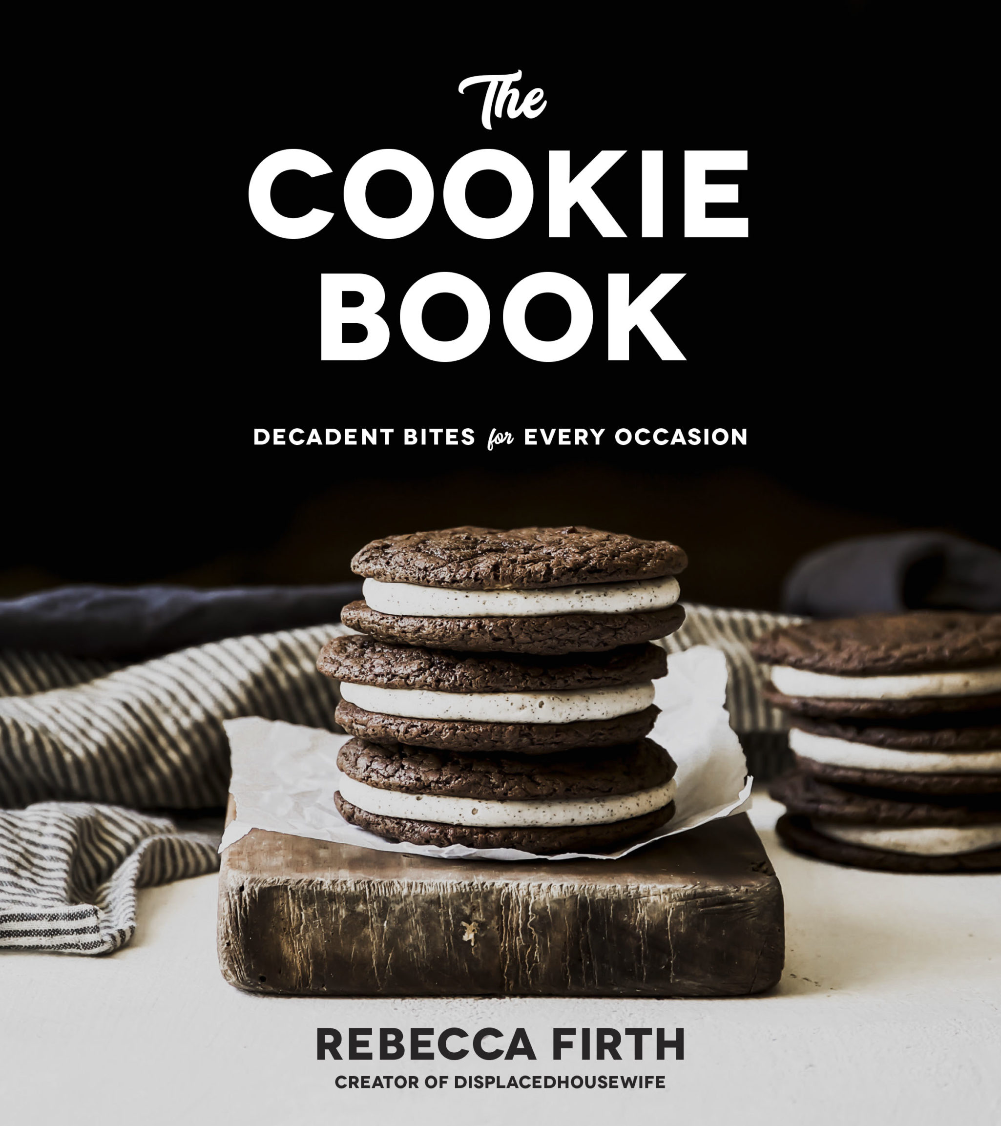 photo of cover for 'The Cookie Book' by Rebecca Firth