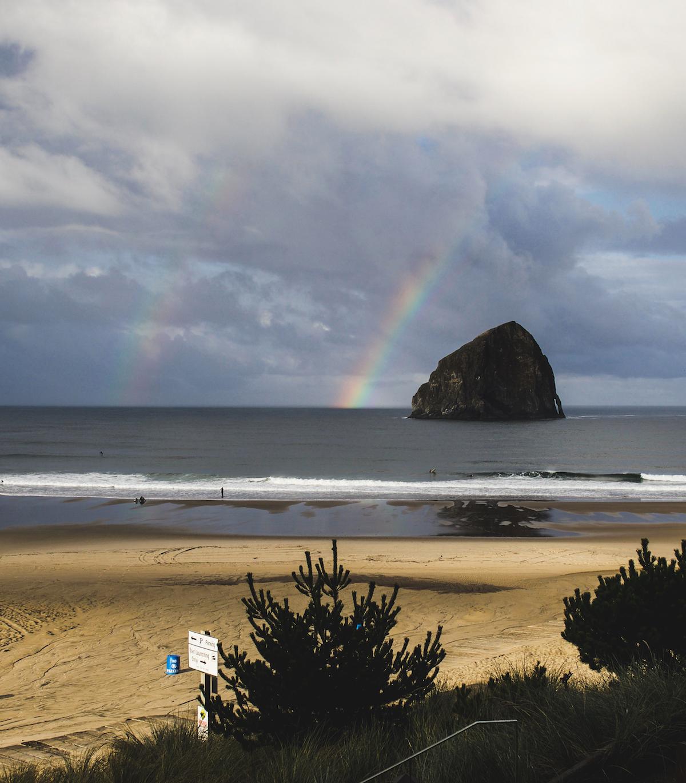 Oregon Coast | DisplacedHousewife