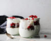 Chocolate Pomegranate Holiday Parfaits Recipe | DisplacedHousewife