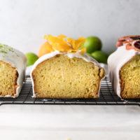 Lemon Cake | Recipe via DisplacedHousewife Rebecca Firth