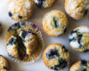 Favorite Blueberry Muffins | Recipe via DisplacedHousewife Rebecca Firth