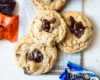 Halloween Candy Cookies
